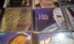 Coleção de cd gospel