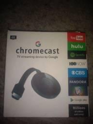 Aparelho Chromecast usado