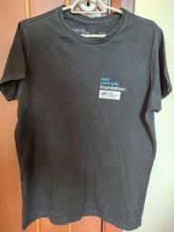 Camiseta P Pipe Preta