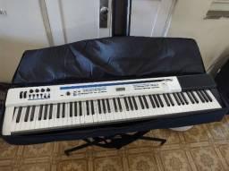 Piano Casio Privia PX5-S completo. Teclado Sintetizador. Impecável.