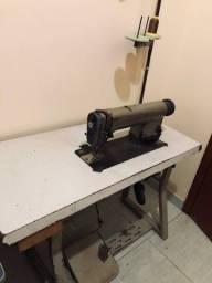 Título do anúncio: Máquina de costura reta
