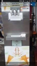 Máquina de sorvete expresso Carpeggiani