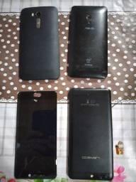 Lote celulares danificados