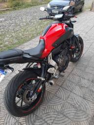 MT 07 ABS 15/16