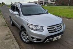 Hyundai Santa Fé GLS 3.5 V6 2013 7 Lugares