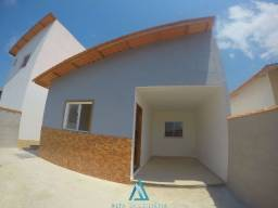SC- Casa Linear Com 2 Quartos Em Lagoa De Jacaraipe