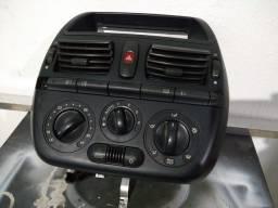 Título do anúncio: Moldura central do painel Fiat brava