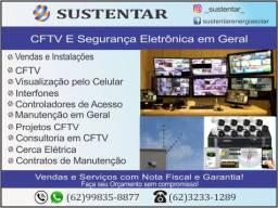 CFTV e Segurança Eletrônica