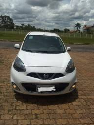 Nissan March 1.6 SL Aut. CVT