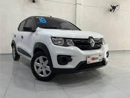 Título do anúncio: Renault Kwid 2018 1.0 12v sce flex zen manual