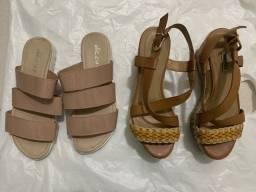 Sapatos usados / n?34