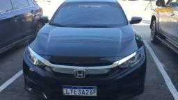 Honda Civic EXL Flex 2017 Blindado