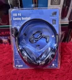 Headset Gamer ps4 p3 (entrega grátis)