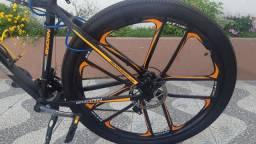 Bicicleta valor de mercado 4 mil mais estou vendendo Por 2.800
