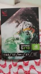 PLACA DE VIDEO DDR3 NOVA