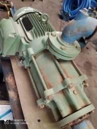 Moto-Bomba de 20 CV TRIFÁSICO de 3 estágios
