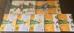 Box livros de geografia