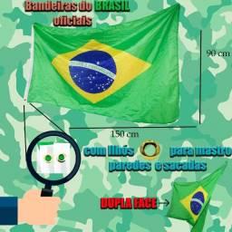 Título do anúncio: Bandeiras do Brasil,oficiais,entregas todo Br