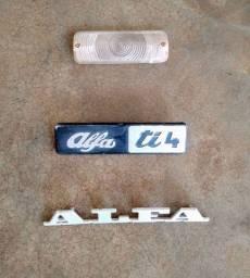 Peças Para Alfa Romeo 2300 Ti