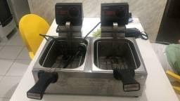Fritadeira elétrica 10L