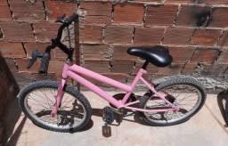 Vendo ou troco bicicleta aro 20