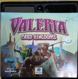 Título do anúncio: Vendo Jogo Valeria: Card Kingdoms