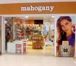 Loja Cosméticos e Perfumaria - Mahogany