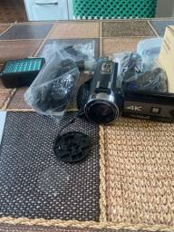 Câmera camcorder