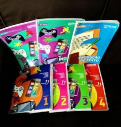 Kit De Livro de Dático Do 6* Ano