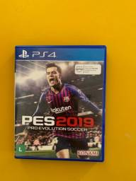Jogo PS4 - PES2019