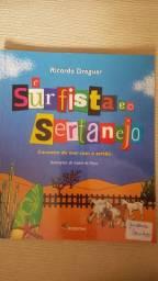 Livro O surfista e o sertanejo