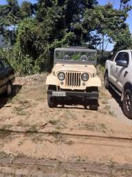 Jeep willys 57