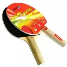 223bc1d96 Kit Ping Pong Tênis Mesa Raquetes Rede Bolinhas Klopf 5030 NOVO