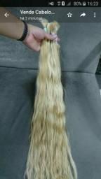 Apliques Cabelo Loiro 55/60cm