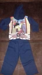 Pijama pra Criança