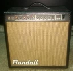Amplificador guitarra randall 80w