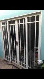 Porta balcão em Ferro + 11 portas e janelas