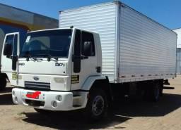 Caminhão Ford Cargo 1317 Branco - 2009
