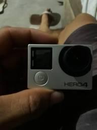 Câmera Hero 4