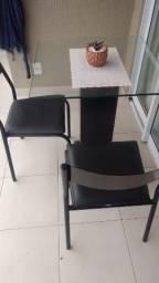 Cadeiras Tok Stok + mesa