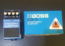 Pedal Boss CS-3 Compressor/ Sustainer