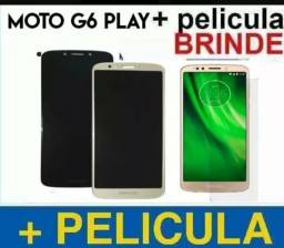 Tela Display Lcd Touch Moto Motorola