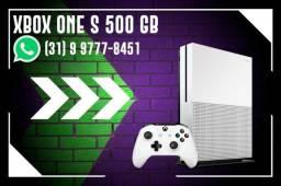 Xbox One S 500 Gigabytes GB - Novos com Garantia - Parcelamos até 12x no cartão