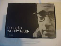 Box da coleção Woody Allen, com 20 filmes