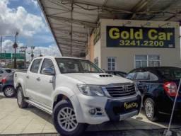Toyota Hilux SRV 2014 - ( Padrao Gold Car ) - 2014