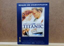 DVD Titanic dublagem classica ediçao de colecionador
