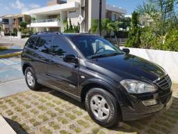 SUV -Ssangyong Kyron 4x4 Diesel- Conservado - 2011