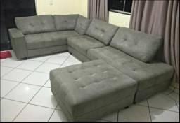 Imperdível Sofá extra grande
