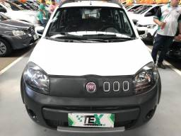 Fiat Uno Evo Way 4P 1.4 Flex - 2014