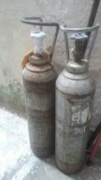 2 Cilindro de ar